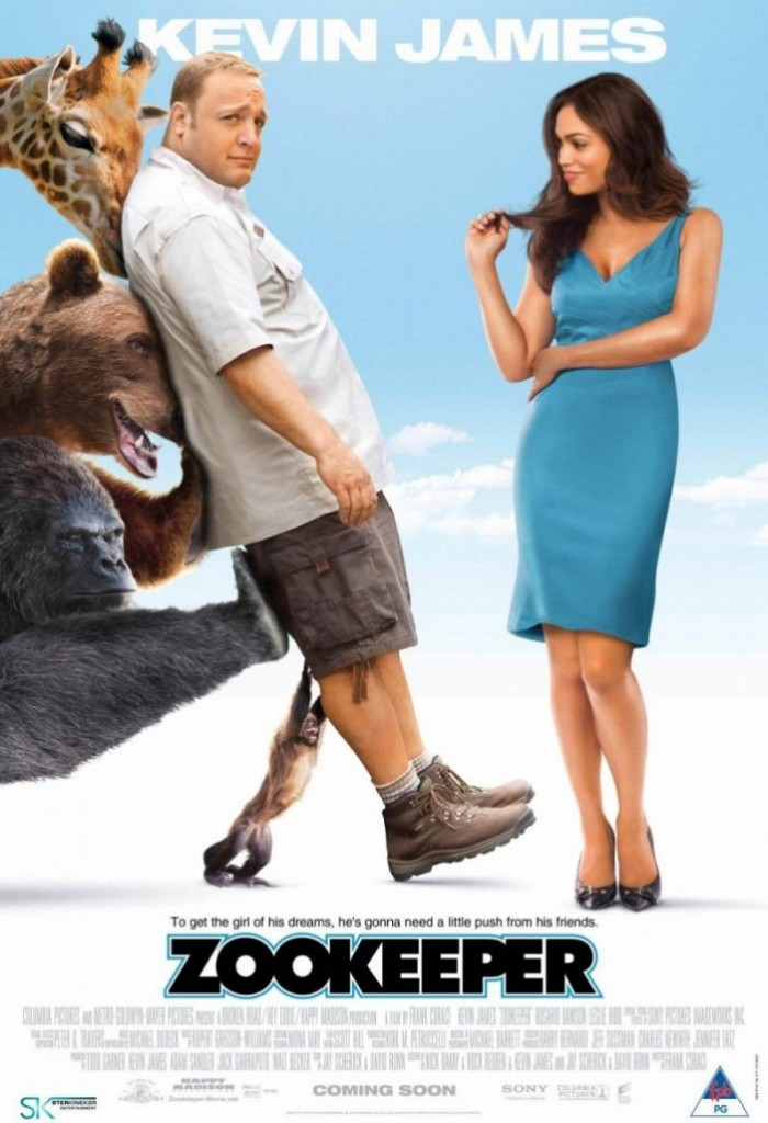 Bláznivá zvířecí komedie Ošetřovatel « Magazín